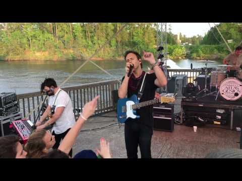 Atlas Genius - When It Was Now - (LIVE) Boathouse Myrtle Beach