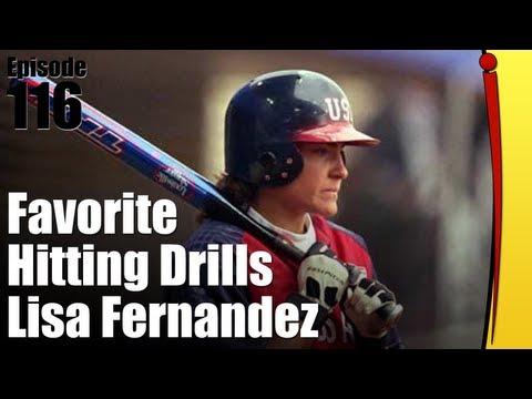 Best Fastpitch Softball Hitting Drills - Lisa Fernandez And Kirk Walker