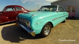 1963 Ford Falcon Sprint 260 V8 - Country Classic Cars