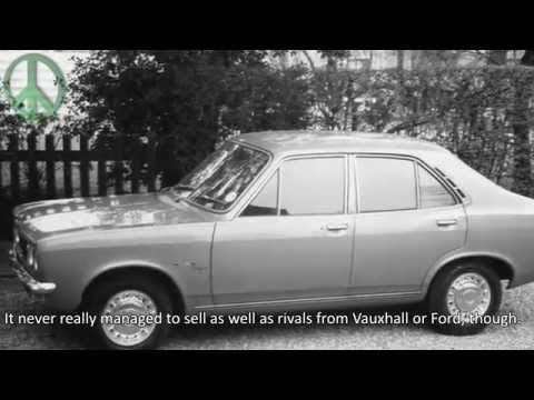 Top 10 Selling Cars of the 1970s in UK. Best cars 1970's. Part 1. Popular vintage auto 70s
