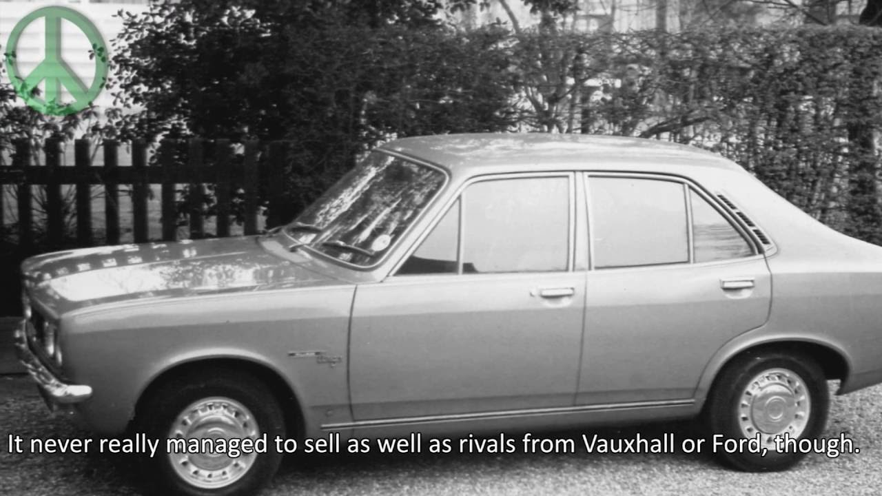 Top 10 Selling Cars of the 1970s in UK. Best cars 1970\'s. Part 1 ...