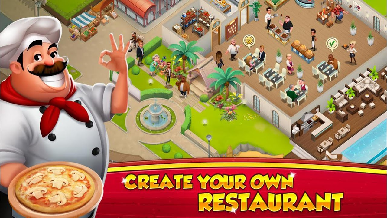 World chef gameplay ios android youtube
