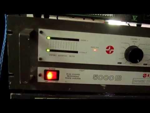 เครื่องเสียงกลางแจ้ง    กับตู้ ลูกเต๋า   แอป์ คราส ดี TN2600