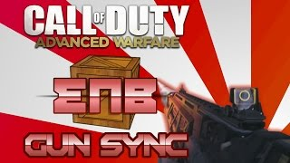 "COD:AW Gun Sync (1) |  ""Power Fracture"" By Tut Tut Child"