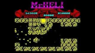 Mr. Heli Walkthrough, ZX Spectrum