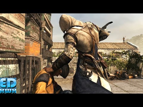 Assassin's Creed 4 Black Flag Connors Outfit Free Roam & Fun Maxed Settings