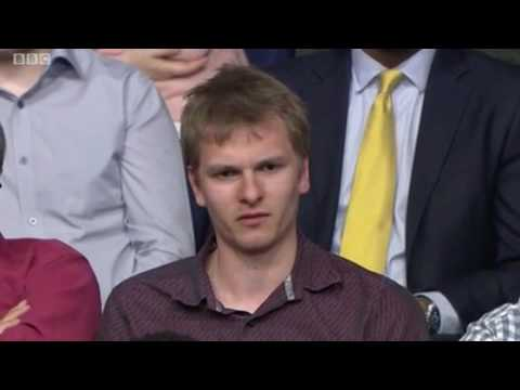 'DISGUSTING LIE!' Question Time audience member BELLOWS at Diane Abbott over racism claims!