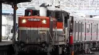 [甲種輸送] 名鉄3315F+3314F 9772レ豊橋駅到着!