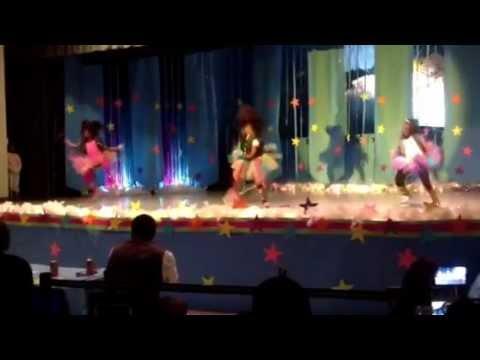 Talent Show At Narvie J Harris Elem 2013 Youtube