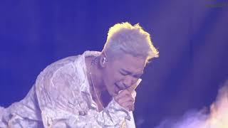 TAEYANG - Last Dance + Darling + Encore (Break Down &  Good Boy) | White Night  Concert In Seoul