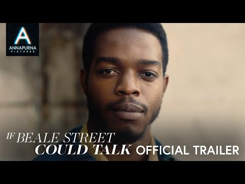 If Beale Street Could Talk trailers