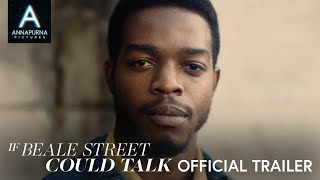IF BEALE STREET COULD TALK | Official Trailer thumbnail