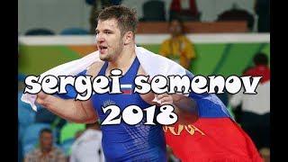 Сергей Семенов Победитель гран при Иван Поддубный 2018