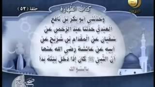 صحيح مسلم - باب تبلغ الحلية حيث يبلغ الوضوء