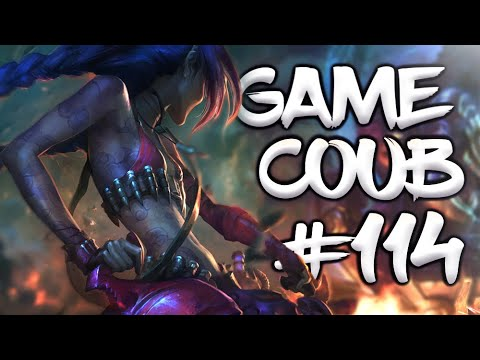 🔥 Game Coub #114   Best video game moments