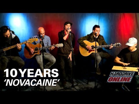 10 YEARS - NOVACAINE acoustic performance