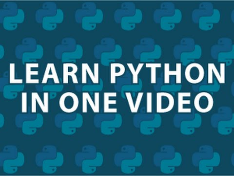 Python programming youtube python programming fandeluxe Choice Image