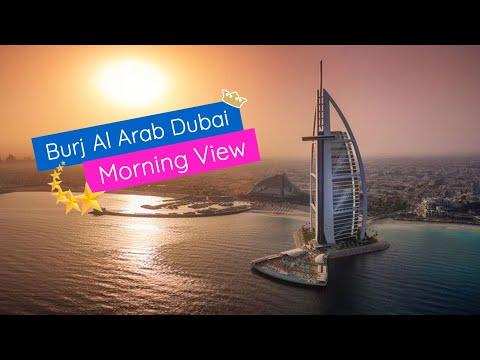 Burj Al Arab Dubai Morning View