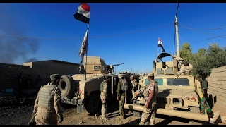 أخبار عربية | القوات العراقية تدخل الحي القديم بـ #الموصل وتقترب من جامع النوري