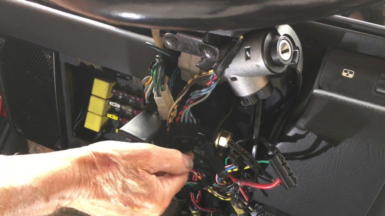 Immobiliser Removal On A Lancia Delta