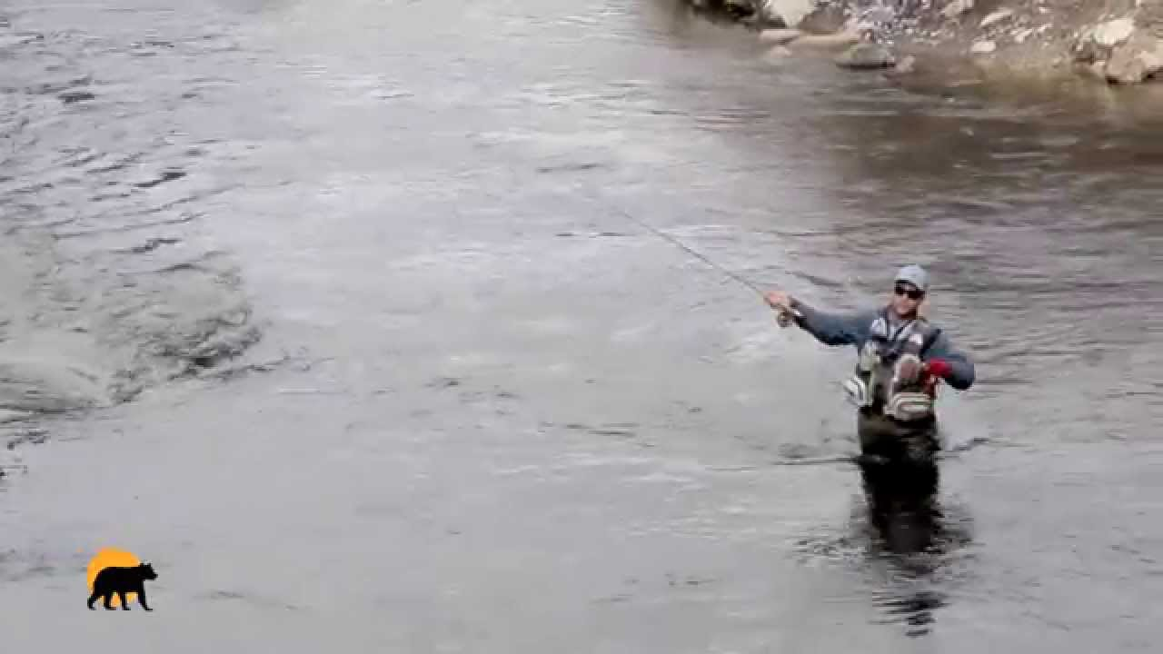 Fly fishing the taylor river youtube for Taylor fly fishing