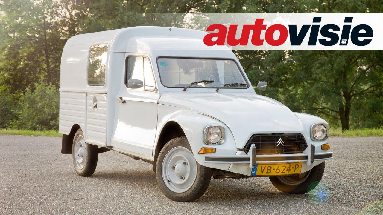 Uw garage citro n dyane 400 1982 by autovisie tv for Garage n4 auto duppigheim