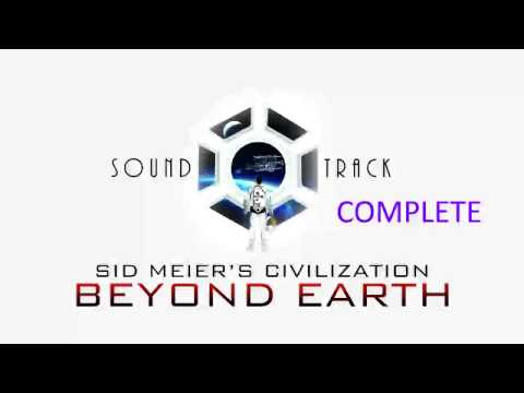 Civilization beyond earth complete soundtrack (FULL)