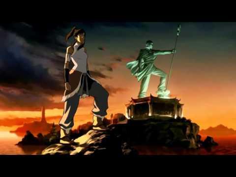 Abertura Avatar A Lenda De Korra Youtube