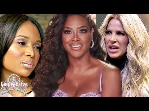 Download Youtube: Kenya Moore vs. Marlo Hampton and Kim Zolciak | Shady BEEF exposed