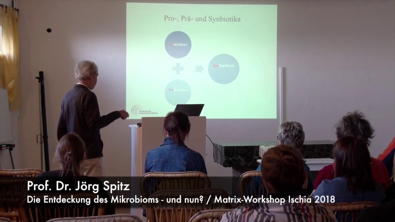 Download Die Entdeckung des Mikrobioms - und nun? - Vortrag Prof. Dr. Jörg Spitz