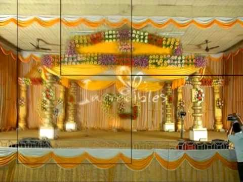 Wedding decoration incredible decors in pondicherry