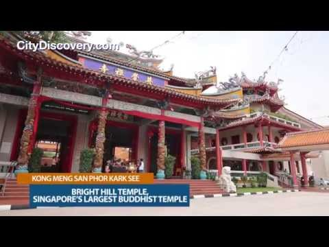 Singapore City Tour - Round Island with Changi Chapel, Bright Hill Temple, Kranji War Memorial
