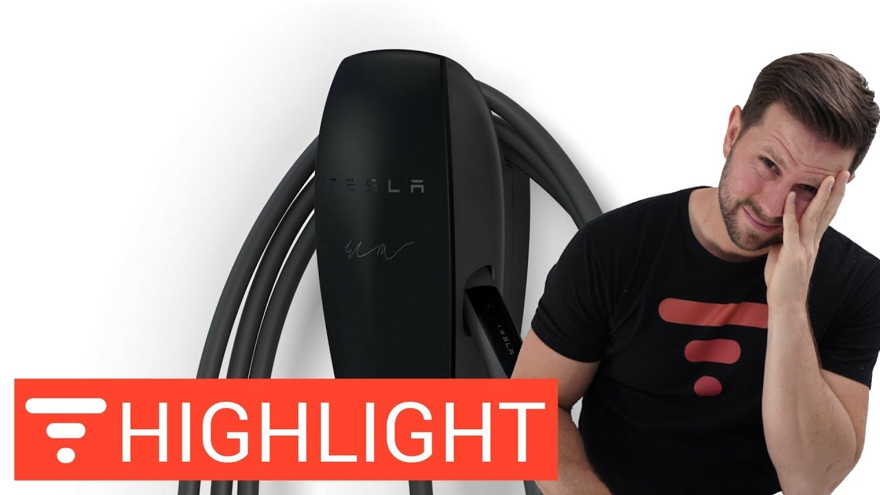 Is a Tesla Wall Charger Faster Than a Plug? Q&A from Apr 30 2018 [highlight]