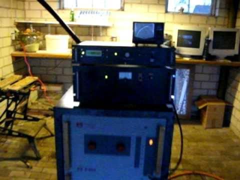 Electronic Service ES 6000  5kw FM-Transmitter, Radio Arizona Hoogstede
