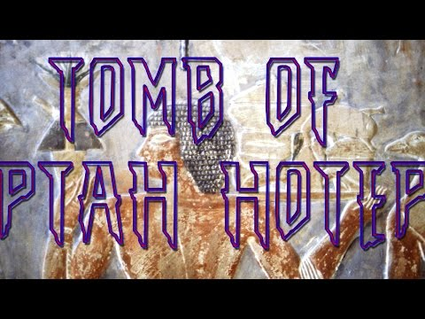 Touring the Tomb