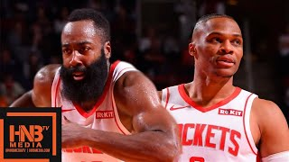 Houston Rockets vs San Antonio Spurs - Full Game Highlights | October 16, 2019 NBA Preseason