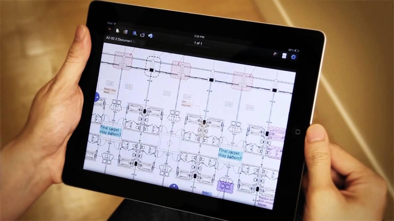 Bluebeam Revu iPad: Flattening Markups