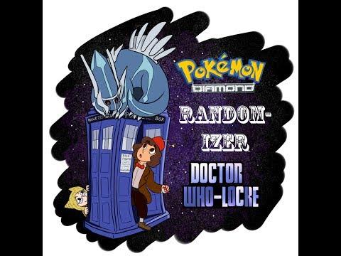 Pokemon Diamond Randomizer Doctor Who-locke PART 16 - Jack Black