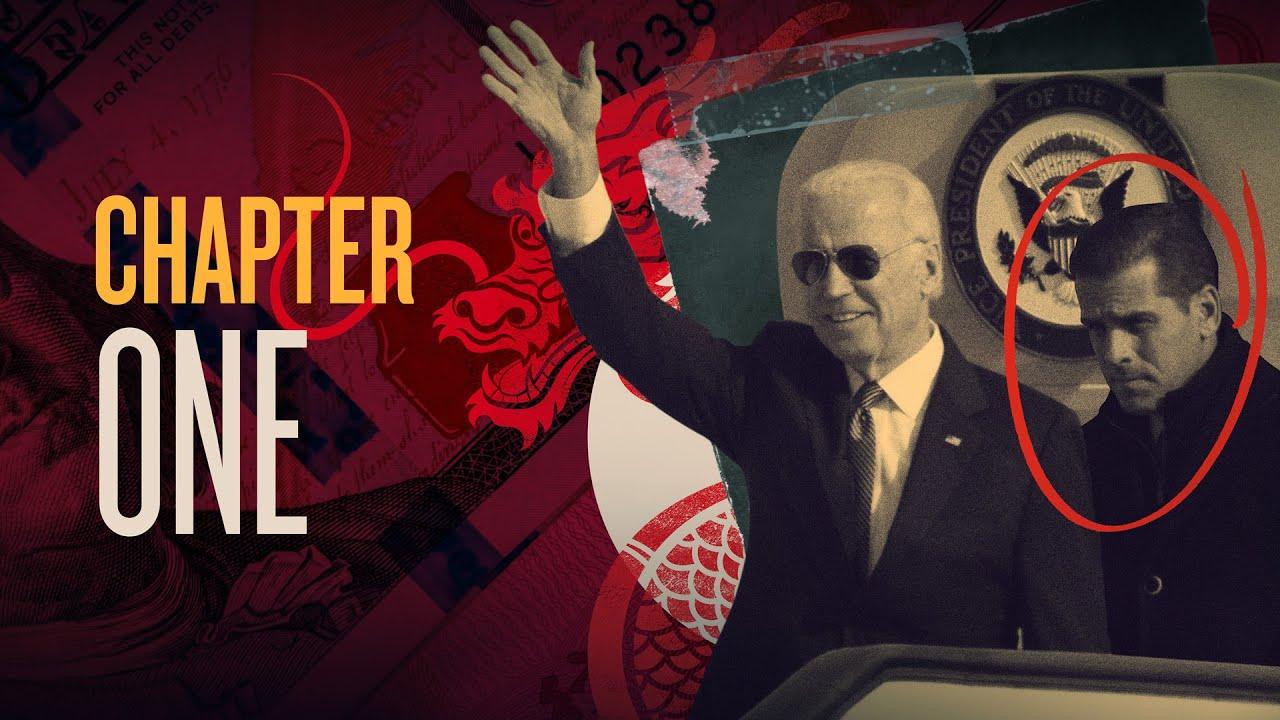 Where is Hunter Biden? Blaze Documentary on the Biden China Connection Part 1