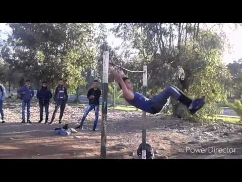 Street workout youssoufia