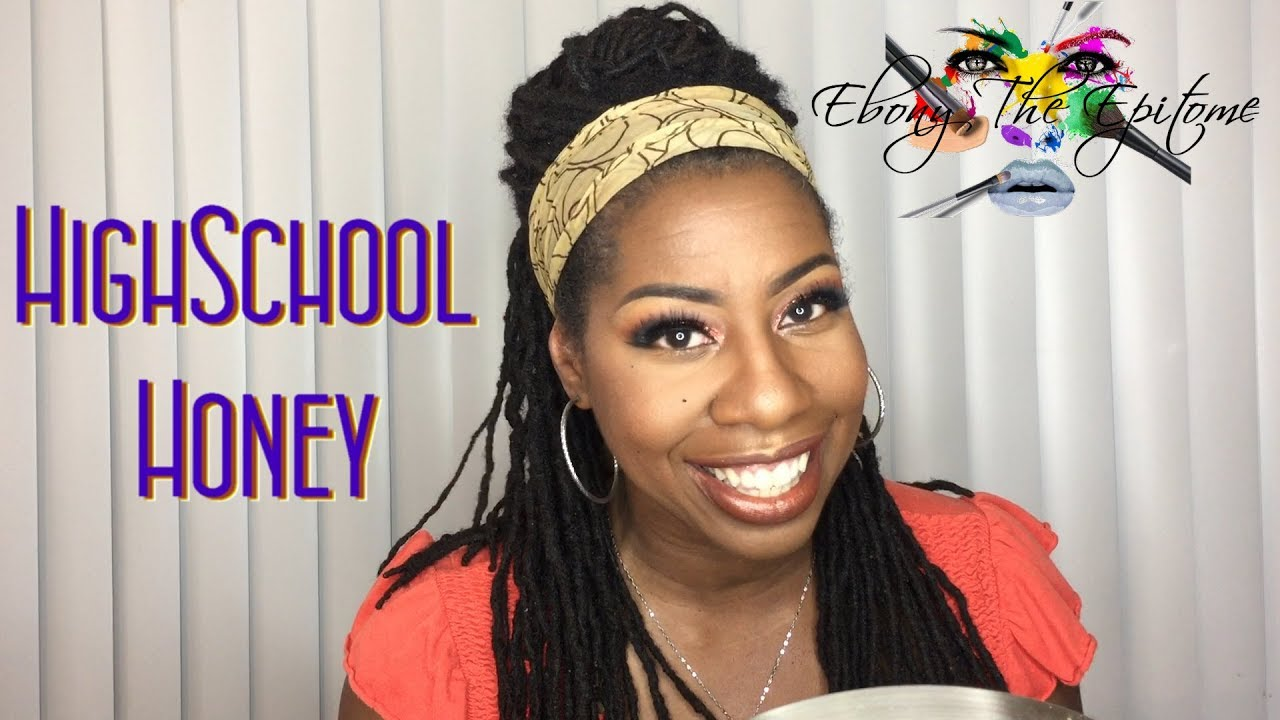 Black ebony honey