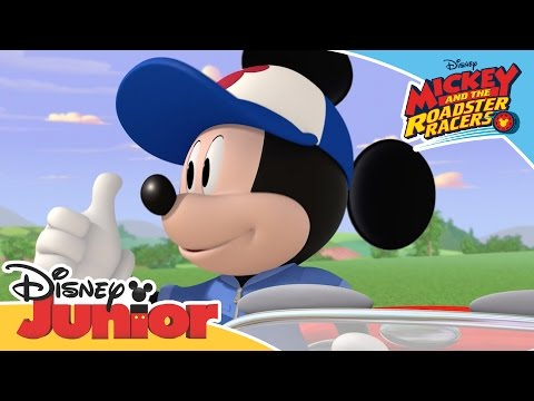 Mickey and the Roadster Racers - Mickey Promo | Official Disney Junior Africa