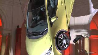 En direct du salon de Francfort 2011 - Vidéo - La Honda Civi