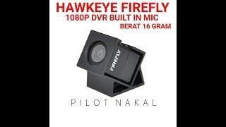 Hawkeye Firefly HD Micro Camera DVR 1080P - Indonesia