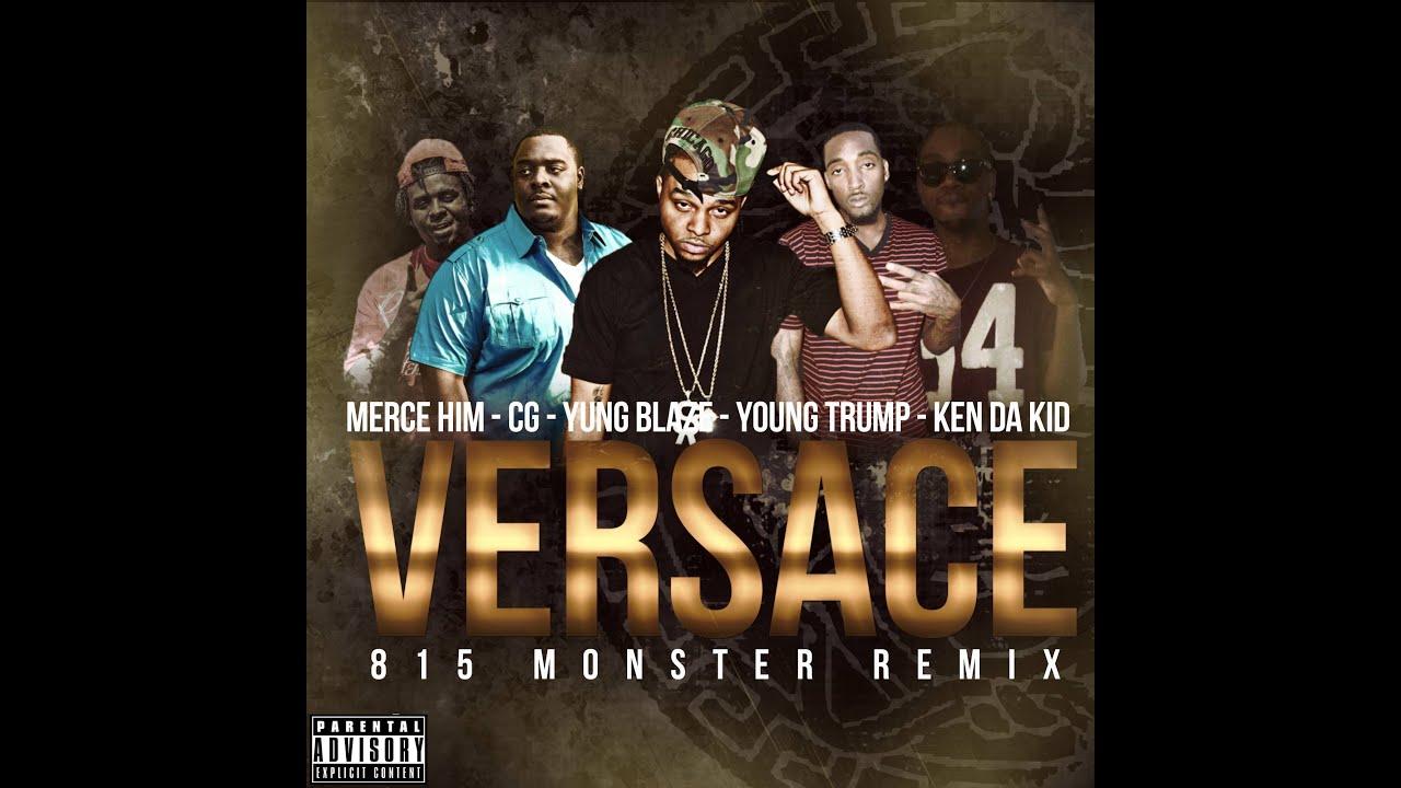 migos  versace  -  u0026quot 815 monster remix u0026quot   official vi