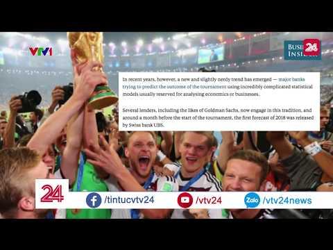 Kéo khách hàng mùa World Cup, ngân hàng cũng đi dự đoán kết quả World Cup