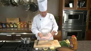 Cedar Plank Roasted Fish With Tikka Masala Sauce
