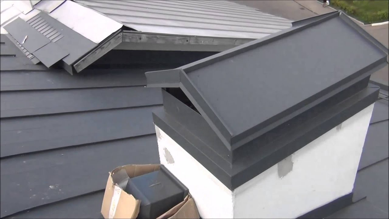 фальцевая крыша фото