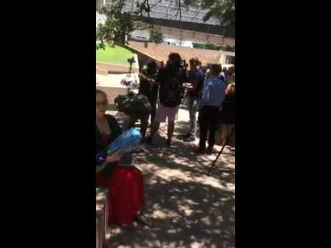 INTERVIEWS W REUTERS, AUSTRALIA BROADCASTING RADIO, OKC KFOR & THE WORLD- BLACK AND ALL LIVES MATTER
