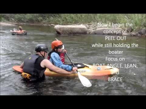 Beginner KAYAK LESSONS